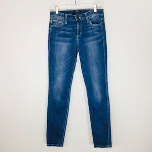 Joe's Jeans skinny ankle medium wash